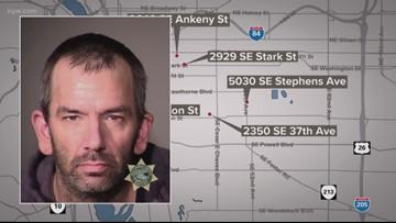 Police arrest man accused of 28 burglaries in 3 months