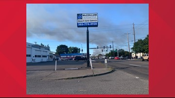 NE Portland fire that destroyed buildings was intentionally