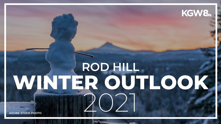 'Chance of snow on the ground': Rod Hill winter outlook 2021