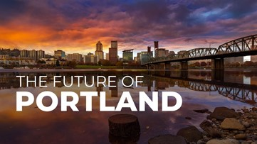 Portland in 2030: Passenger drone pads atop skyscrapers, sensors citywide to make us more efficient with our lives