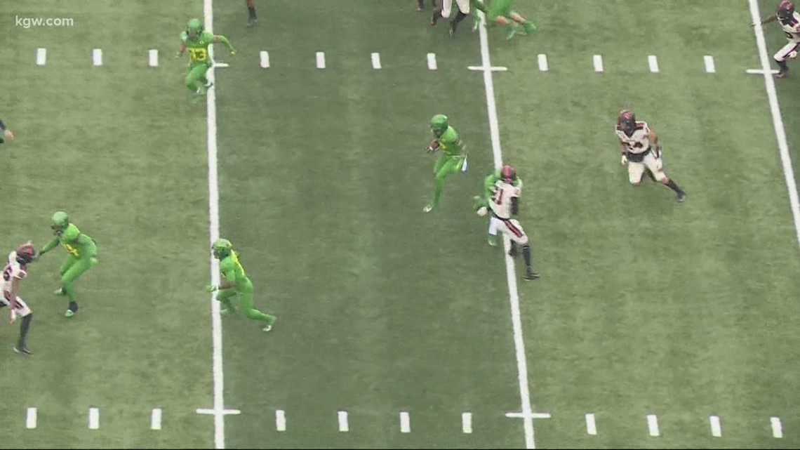 Ducks and Beavers excited to get back to playing football