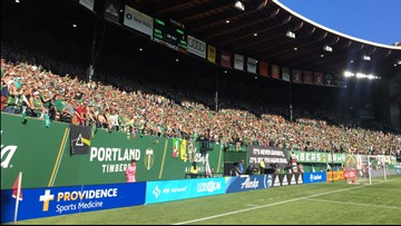Timbers beat Earthquakes 3-1, earn playoff spot