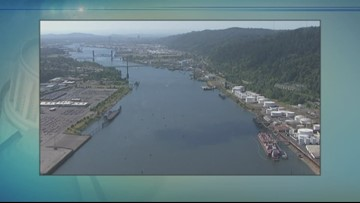 Portland sued over Superfund site cleanup efforts