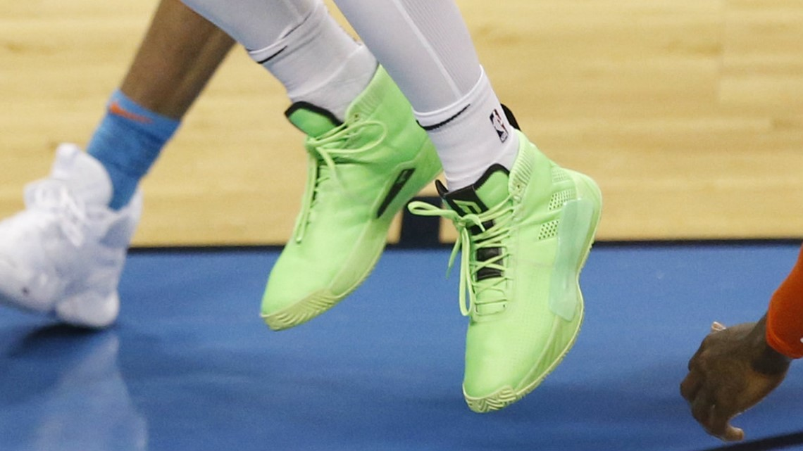 The best sneakers of the NBA Playoffs