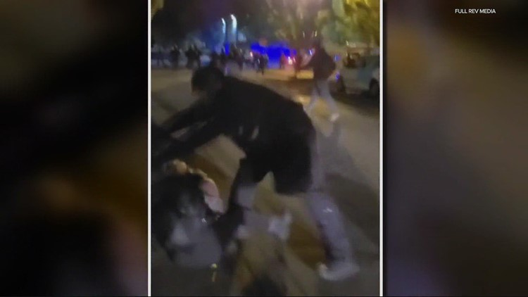 Portland police officer indicted on assault charge from August protest