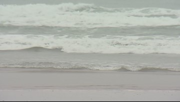 Officials warn of sneaker waves Tuesday on Oregon beaches