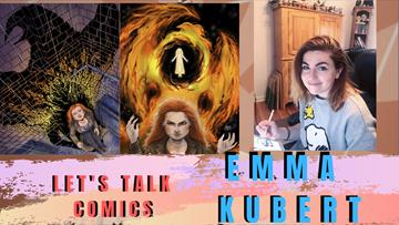 Artist Emma Kubert talks X-Men: Dark Phoenix project, upcoming comic