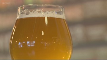 Like wineries, proposed law would allow breweries at Oregon hop farms