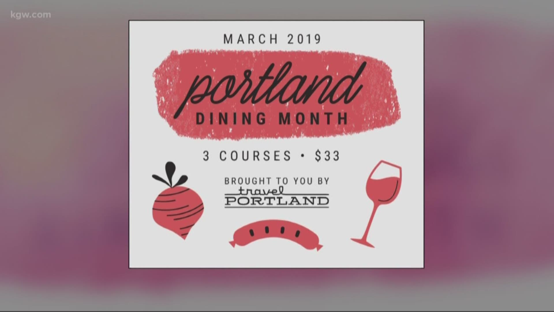 8 Restaurants To Try During Portland Dining Month Kgw Com