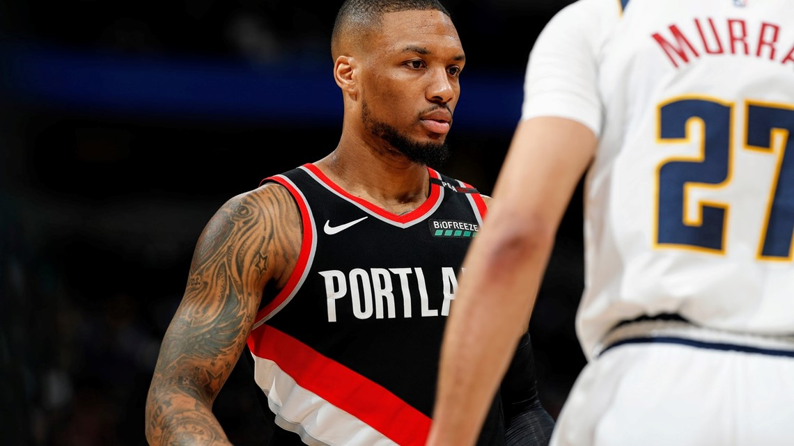 Blazers' Damian Lillard is the best leader in the NBA, GMs say