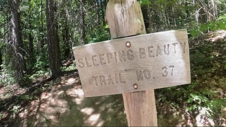 Let's Get Out There: Hiking the Sleeping Beauty Trail