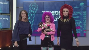 See Tammie Brown at the Portland Drag Queen Brunch
