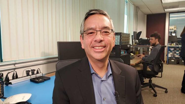 Charlie Kawasaki, chief technical officer of PacStar