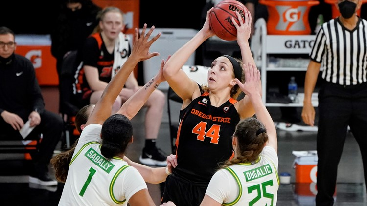 Oregon Ducks, Oregon State Beavers make women's NCAA Tournament
