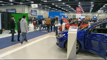 Virtual reality, clean energy captivate car lovers at Portland Auto Show