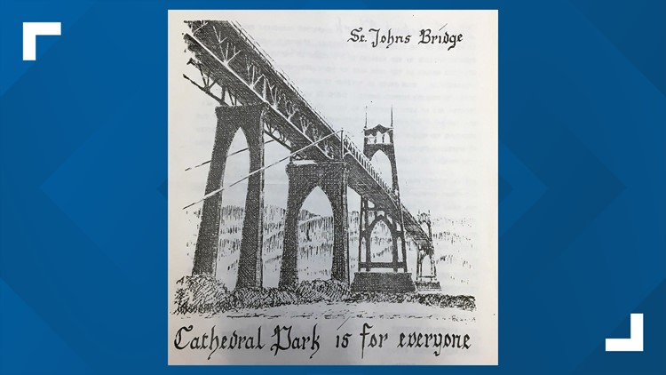 Cathedral Park flyer