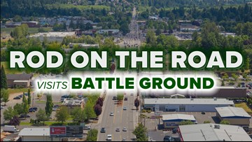 Rod on the Road: Battle Ground