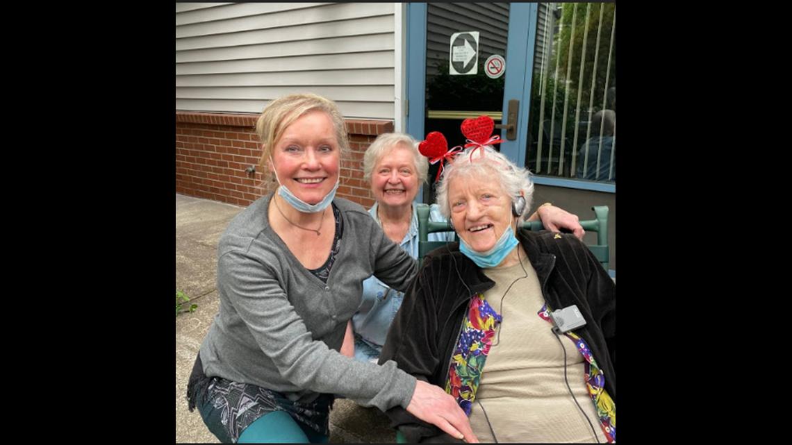 Birthday celebration for 101-year-old Portland woman