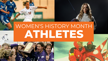 Women's History Month: Local Athletes