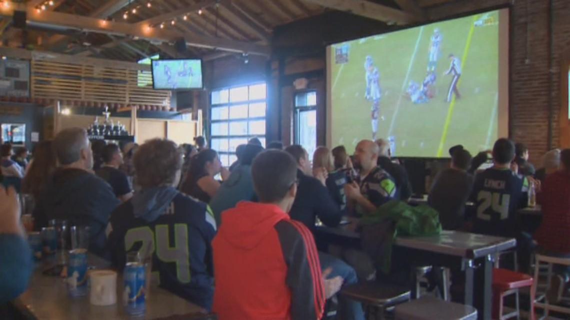 Seahawks season ends in Carolina