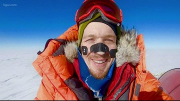 Portland man who crossed Antarctica announces new 'impossible' journey