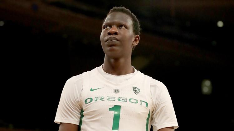 Denver Nuggets get Oregon freshman Bol Bol in 2nd round of the NBA draft