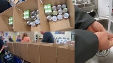 Rod on the Job: Oregon Food Bank
