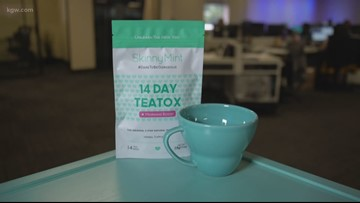 Call Cristin Consumer Alert: Detox teas