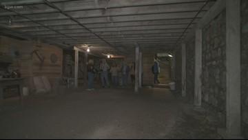 Grant's Getaways: Pendleton Underground