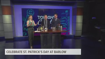 Try your luck with Barlow's 'Liquid Luck' drink