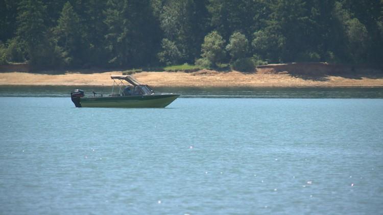 Henry Hagg Lake tests negative for toxic algae bloom