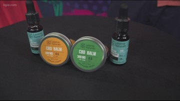 Try CBD at the Hood to Coast finish line