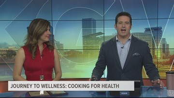 Journey to Wellness: Cooking for health