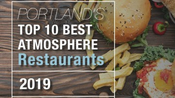 These Are Portland S 10 Best Looking Restaurants Kgw Com