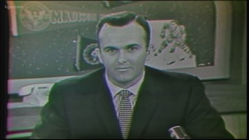 Doug LaMear, KGW's first sports director, has died