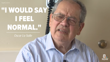 'You have your life back': New brain surgery at OHSU controls debilitating tremor