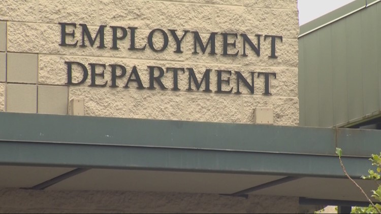 'Just not acceptable': Laid off Oregonians frustrated that employment department phone lines are still backed up