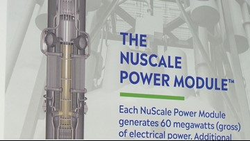 Oregon company designs a different kind of nuclear reactor