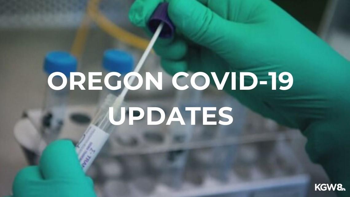 Oregon reports 649 new COVID-19 cases, 10 more deaths - KGW.com