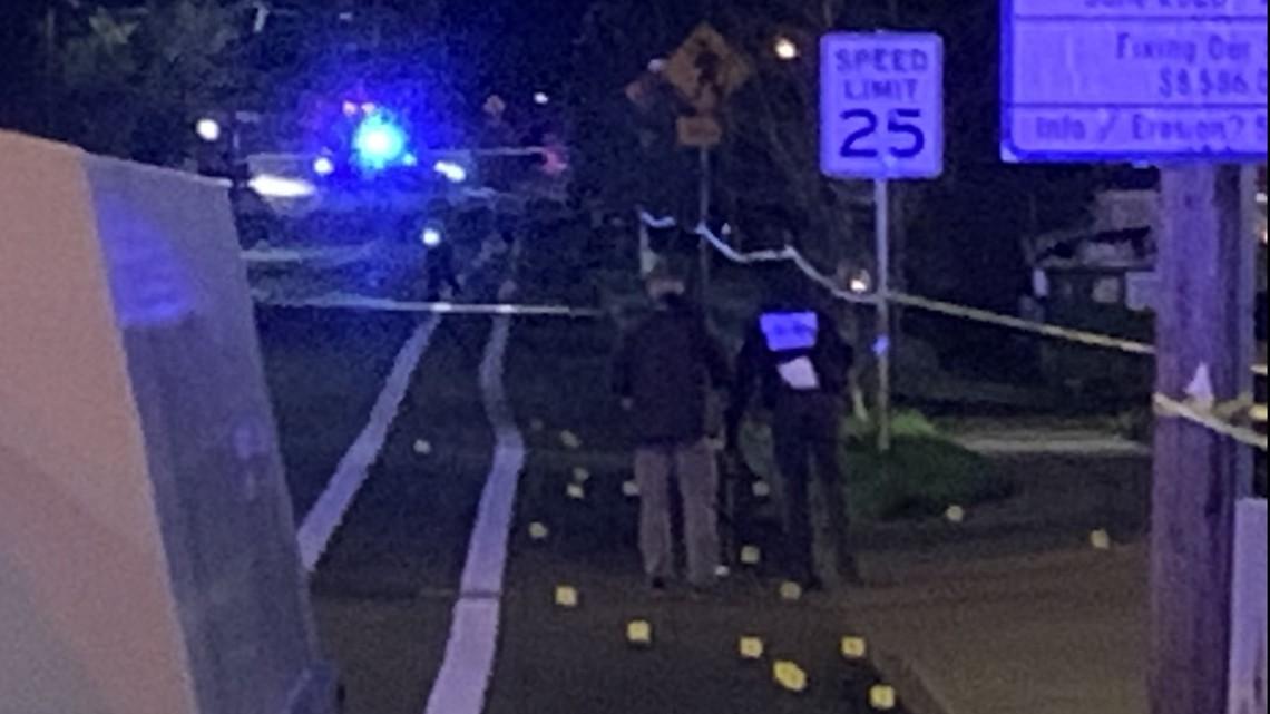 Teen Killed In Southeast Portland Shooting Kgw Com