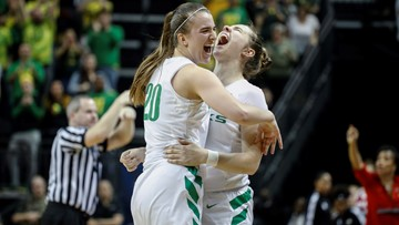 Oregon women face red-hot South Dakota State in Sweet 16: How to watch
