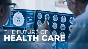 Health care in 2030: Artificial intelligence will allow remote diagnoses, create 'virtual hospitals'