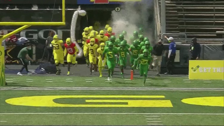 University of Oregon's student athletes getting help to monetize their brands