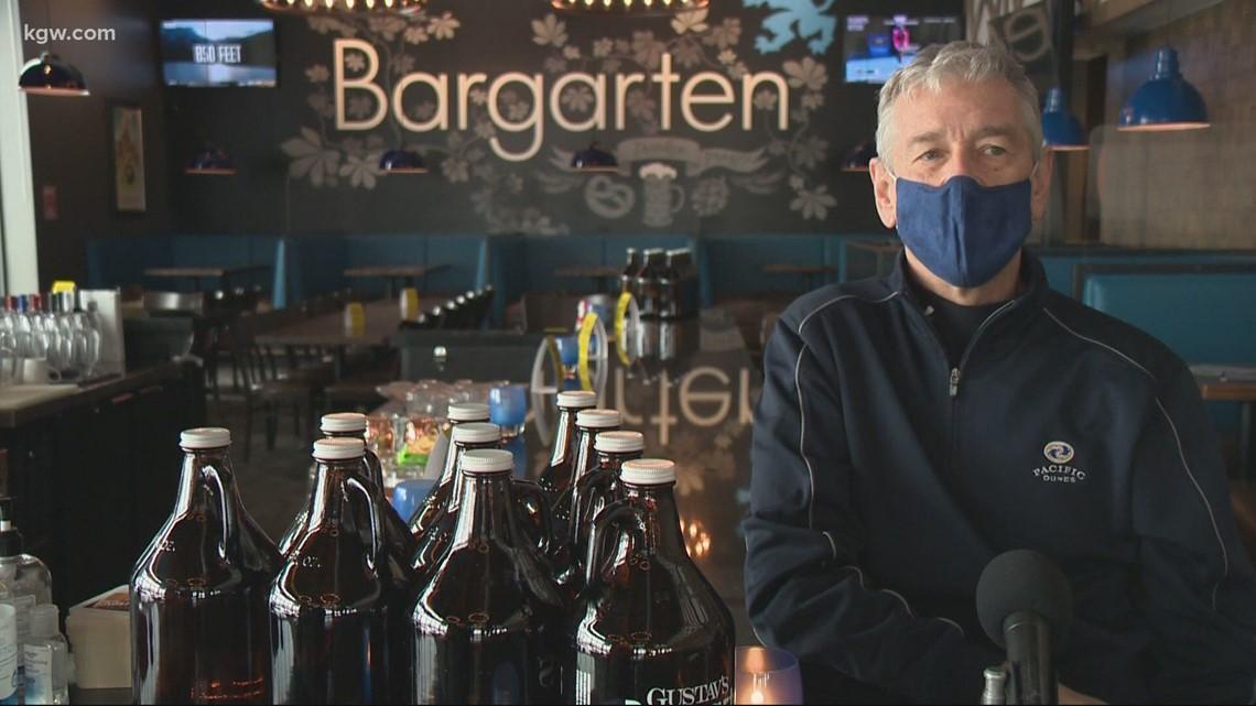 Customer leaves $2,000 tip on first day Beaverton restaurant reopens