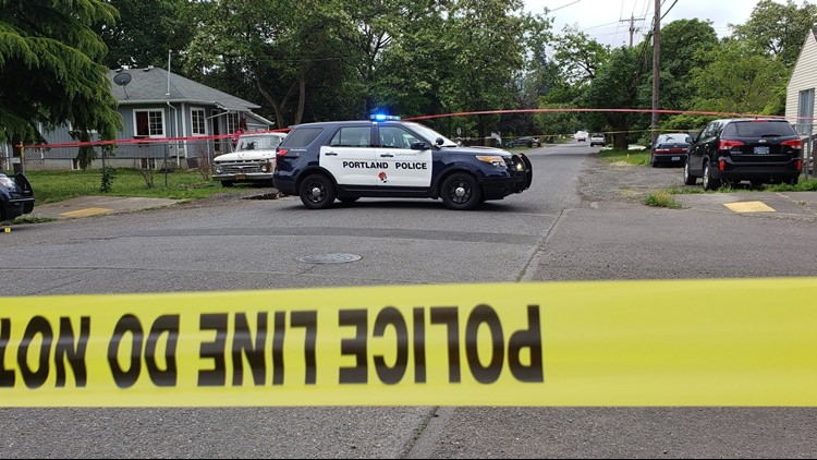 Man found dead in SE Portland front yard died of gunshot wounds