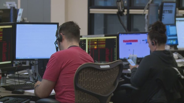 Portland considers automated system to improve 911 and nonemergency call wait times
