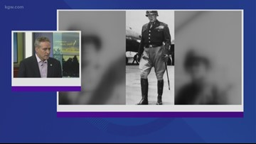 Grandson of General Patton in Portland to help Veterans make movies