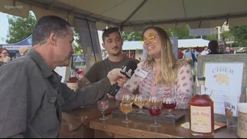 Check out the 9th annual Cider Summit PDX