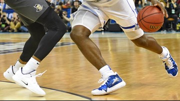 Photos: Sneakers worn during March Madness