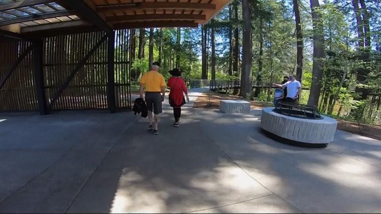 New updates at Leach Botanical Garden